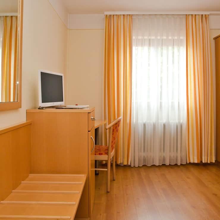 Gartenhotel-Feldeck-Einzelzimmer-Standart