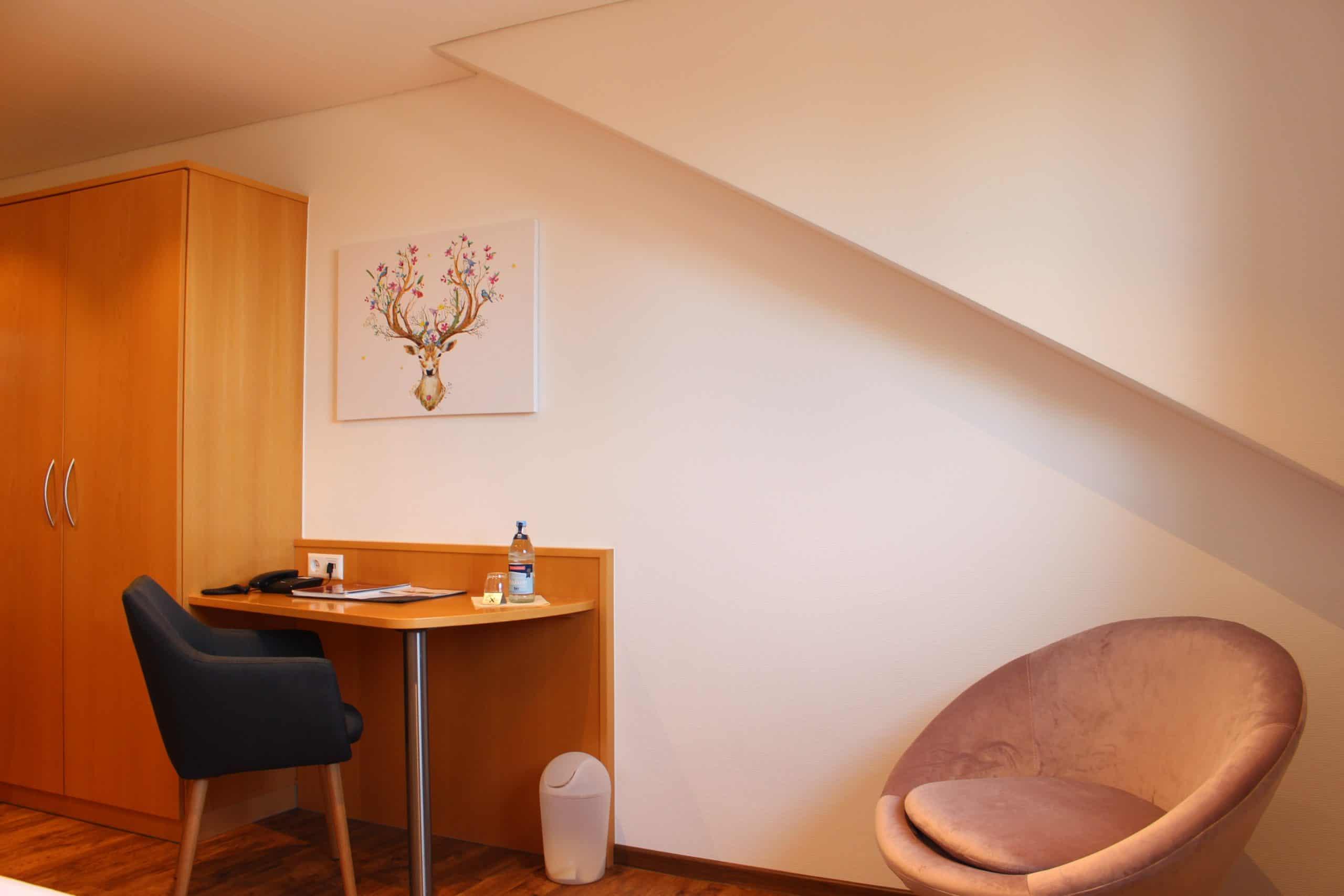 Hotel Feldeck Bild Zimmer